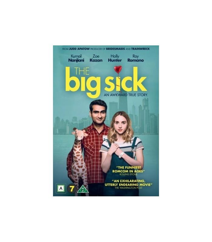 The Big Sick (2017) DVD 5.2.