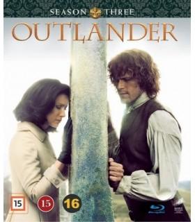 Outlander: matkantekijä - Kausi 3. (2014– ) (5 Blu-ray) 9.4.