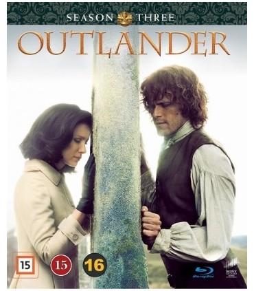 Outlander: matkantekijä - Kausi 3. (2014– ) (5 Blu-ray)