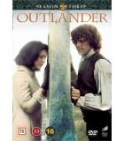 Outlander: matkantekijä - Kausi 3. (2014– ) (5 DVD)
