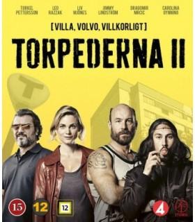 Torpederna - Kausi 2. (2014-) (2 BLu-ray) 7.5.