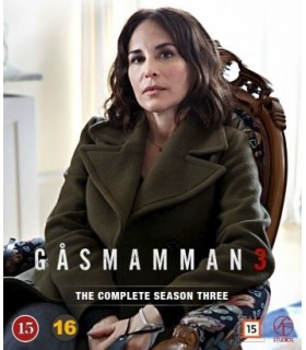 Gåsmamman - Kausi 3. (2015- ) (2 Blu-ray) 25.4.