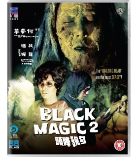 Black Magic 2 (1976) Blu-ray 13.6.