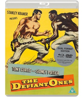 The Defiant Ones (1958) (Blu-ray + DVD) 13.6.