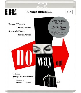 No Way Out (1950) (Blu-ray + DVD) 13.6.