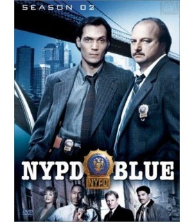 NYPD Blue (1993–2005) (70 DVD) 13.6.