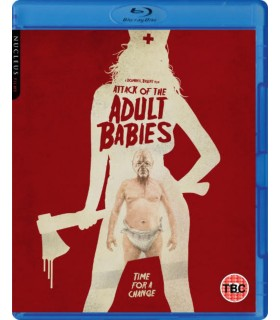 Attack of the Adult Babies (2017) Blu- ray 13.6.