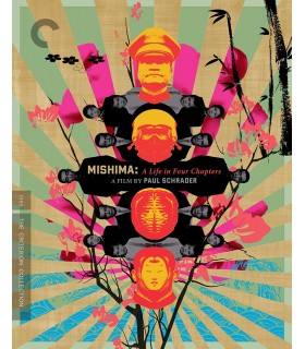 Mishima: A Life in Four Chapters (1985) Blu-ray 13.6.