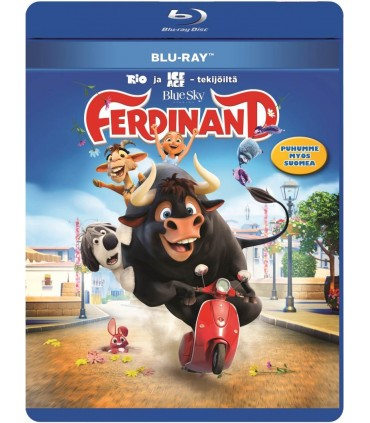 Ferdinand (2017) Blu-ray