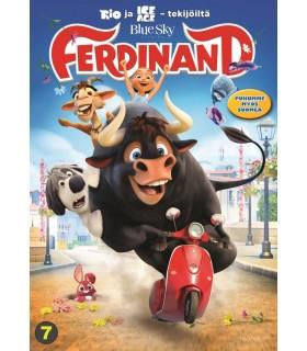 Ferdinand (2017) DVD 7.5.