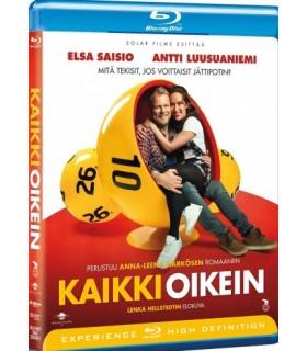 Kaikki oikein (2018) Blu-ray 9.5.