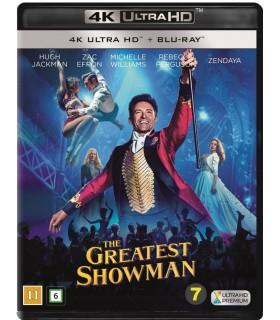 The Greatest Showman (2017) (4K UHD + Blu-ray) 14.5.