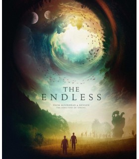 The Endless (2017) DVD 25.6.