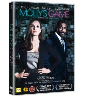 More about Molly's Game (2017) DVD 4.6.