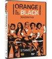 Orange Is the New Black - Kausi 5. (2013– ) (4 DVD)