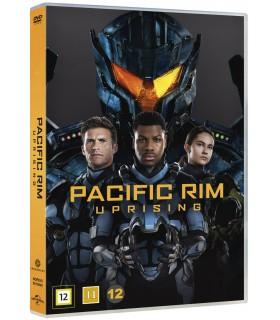 Pacific Rim: Uprising (2018) DVD 6.8.