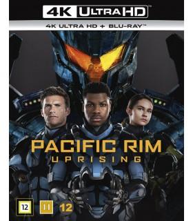 Pacific Rim: Uprising (2018) (4K UHD + Blu-ray) 6.8.