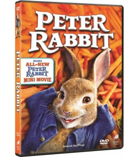 Peter Rabbit (2018) DVD 20.8.