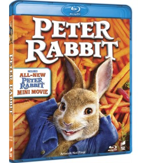 Peter Rabbit (2018) Blu-ray 20.8.