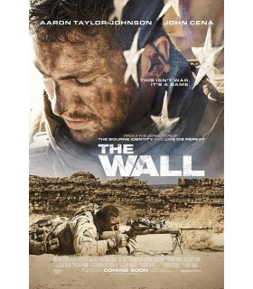 The Wall (2017) DVD 16.7.