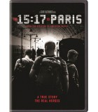 The 15:17 to Paris (2018) DVD