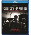 The 15:17 to Paris (2018) Blu-ray