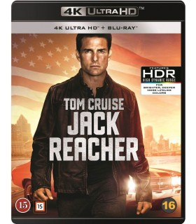 Jack Reacher (2012) (4K UHD + Blu-ray) 2.7.