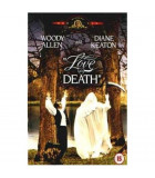 Love and Death (1975) DVD