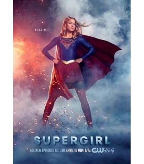 Supergirl - Kausi 3. (2015– ) (4 Blu-ray) 24.9.