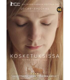 Kosketuksissa (2017) DVD 16.5.