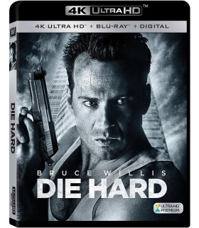 Die Hard (1988) 30th Anniversary (4K UHD + Blu-ray) 23.5.