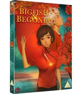 Big Fish & Begonia (2016) DVD 11.7.