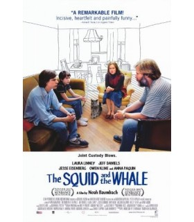 The Squid and the Whale (2005) DVD