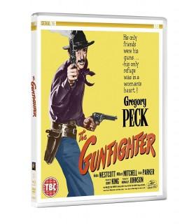 The Gunfighter (1950) DVD