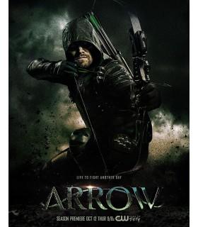 Arrow - Season 6. (5 DVD) 15.8.