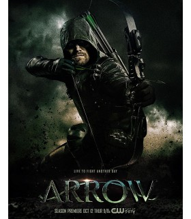 Arrow - Season 6. (4 Blu-ray) 15.8.