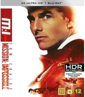 Mission: Impossible (1996) (4K UHD + Blu-ray) 2.7.