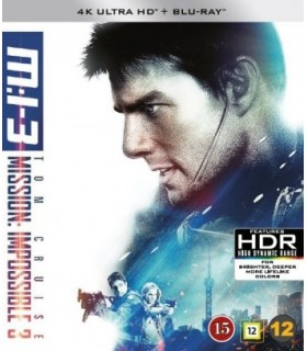 Mission: Impossible III (2006) (4K UHD + Blu-ray) 2.7.