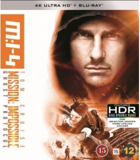 Mission: Impossible - Ghost Protocol (2011) (4K UHD + Blu-ray) 2.7.