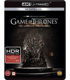 Game of Thrones - Kausi 1. (2011) (4 4K UHD) 4.6.