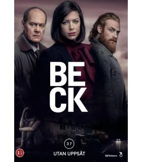 Beck - 37 Utan uppsåt (1997– ) DVD