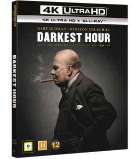 Darkest Hour (2017) (4K UHD + Blu-ray) 18.6.