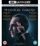Phantom Thread (2017) (4K UHD + Blu-ray)