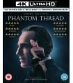 Phantom Thread (2017) (4K UHD + Blu-ray)