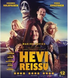 Hevi reissu (2018) Blu-ray 16.7.
