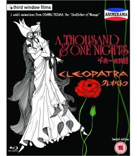 Animerama: 1001 Nights / Cleopatra (1970) Limited Edition (2 Blu-ray)