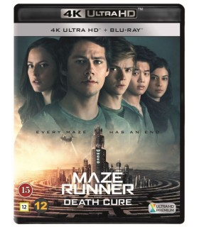 Maze Runner: The Death Cure (2018) (4K UHD + Blu-ray) 11.6.