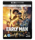 Early Man (2018) (4K UHD + Blu-ray)