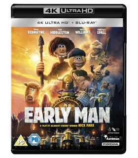 Early Man (2018) (4K UHD + Blu-ray) 30.5.