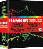 Hammer Volume Three: Blood And Terror - Limited Edition (4 Blu-ray)